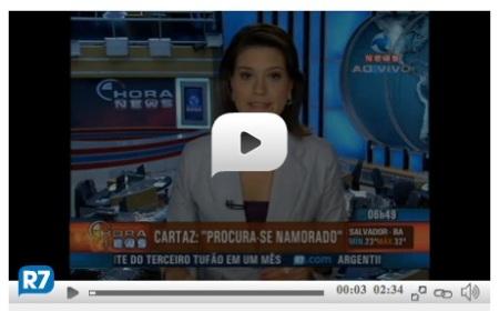 Imagem para link video Donzela